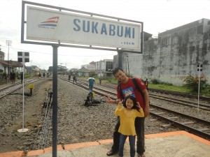We are here, Sukabumi
