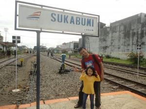 We are here, Sukabumi
