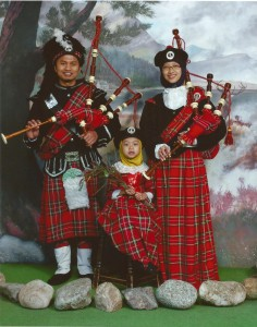 Edinburgh - Fam Photo 2
