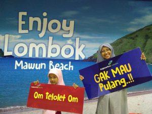 Enjoy Lombok :)