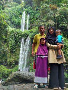 at Sendang Gile