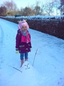 Safa Mini Snowman