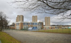 Riverbank school
