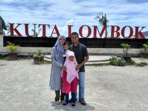 Family Kuta Lombok